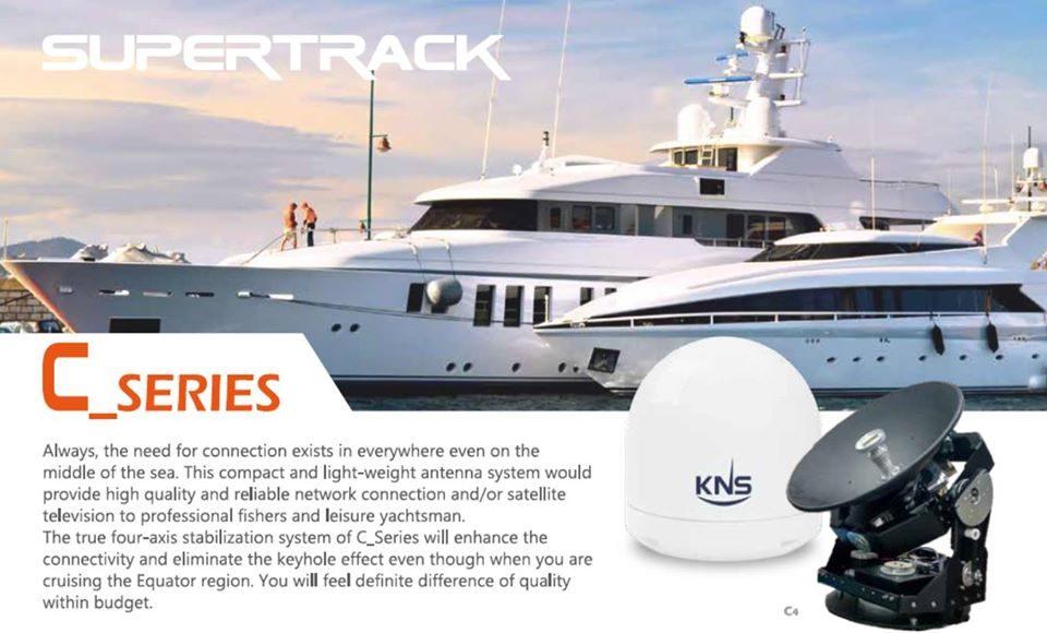 KNS C5 – KA Band Vsat